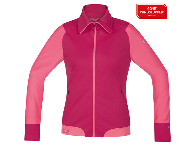 GORE BIKE WEAR Power Trail WS SO Jacket Lady jazzy pink/giro pink